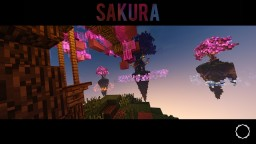 Sakura [Bedwars] │ Blockstorm Creations Minecraft Map & Project