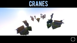 Cranes [Bedwars]  │ Blockstorm Creations Minecraft Map & Project