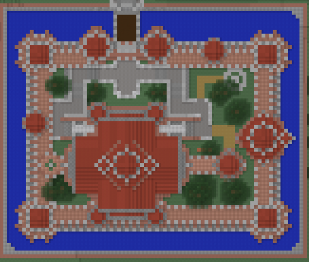 2D picture from Dynmap