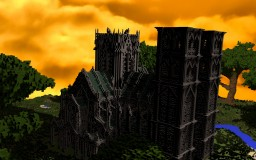 Cathedral of the Deep Minecraft