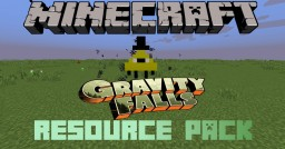 Gravity falls resource pack Minecraft Texture Pack