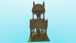 Dirt Palace Minecraft Map & Project
