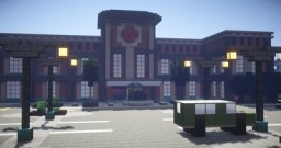 Sidon City Hospital Minecraft Map & Project