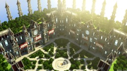 Hub Baroque By MrBatou Minecraft