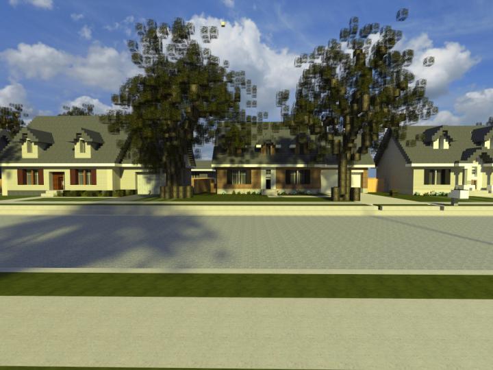 Ridgewood Cape Cod houses