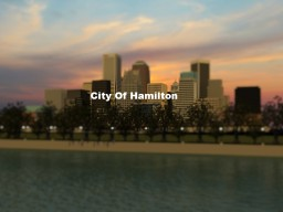 City of Hamilton | Artenia Minecraft