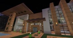 futuristic VI Minecraft Map & Project