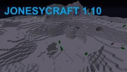 JonesyCraft 1.10 Minecraft Texture Pack
