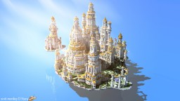 Fantasy Castle - The sun Minecraft Map & Project