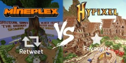 Hypixel v.s. Mineplex - Which is Better? Minecraft Blog Post