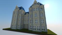 Sassy's Palace [W.I.P] Minecraft