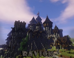 Medieval Castle/city Minecraft