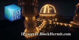 BlockHermit Minecraft Server
