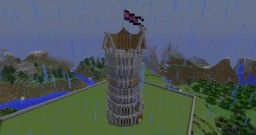 Provincial Watchtower (Medieval) Minecraft Map & Project