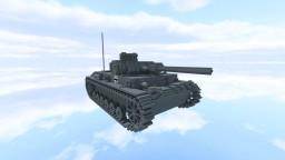 Pz. Kpfw. III Ausf. J1 Minecraft