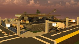 Under Construction Gas Station - Greenfield Minecraft Map & Project