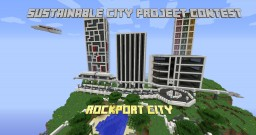 Rockport City - Sustainable City Project Contest Minecraft Map & Project