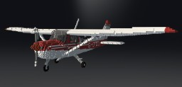 Minecraft Plane 20/1 Cessna 152 Minecraft Map & Project