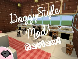 MerryR's: The Doggy Style Mod! (Adds different breeds to your Minecraft World!) Minecraft Blog Post