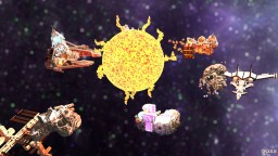 The Sun Minecraft Map & Project