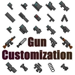 Gun Customization Minecraft Mod