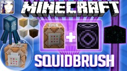 ☿ SQUIDBRUSH hidden blocks Builder Tool Structure Block NBT + one-click command Minecraft