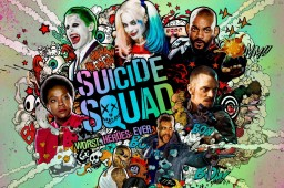 Suicide Squad Review Minecraft Blog Post
