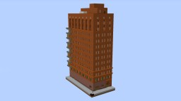 The Wick Building, Youngstown, Ohio Minecraft Map & Project