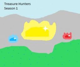 Treasure Hunters - Novel #1 Minecraft Blog Post
