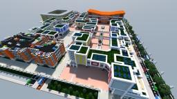 Symount City: Open-air shopping mall Minecraft