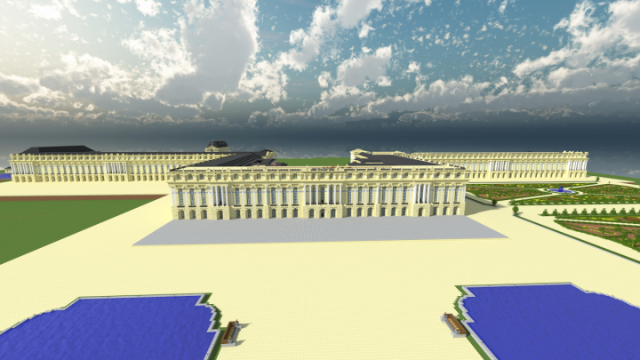 minecraft palace map with Palace Of Versailles on Watch together with Louis xiv palace of versailles further Map Minecraft 248 Cleopatra S Palace furthermore Watch furthermore 170.