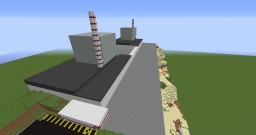 Nuclear Plant without Mods (AKW ohne Mods) Minecraft Map & Project