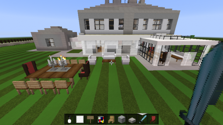 Belle cuisine minecraft interesting comment faire une belle cuisine minecraft with belle - Comment faire une belle cuisine dans minecraft ...