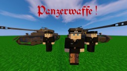 Wolff's Germany WW2 Pack 1.6 for Flan's mod Minecraft Mod