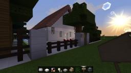 Maison Française Minecraft Map & Project