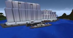 AVP Yutani-Weyland Earth Headquaters Minecraft Map & Project