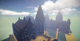 Hogwarts for pre-potter (Massive) Minecraft Map & Project