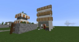 Little Modern House-Building 2 Minecraft Map & Project