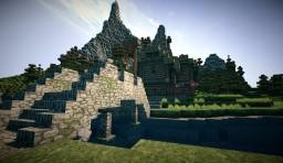 Medieval House on Skylia Island! Minecraft Map & Project