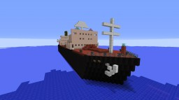 Hess Voyager Minecraft Map & Project