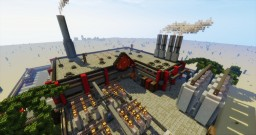 Redstone Power Plant Minecraft