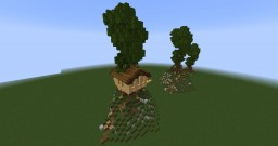 Tree House Minecraft Project