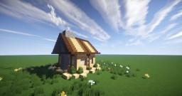 Nordic Baths Minecraft Project
