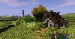 Medieval Survival House Tutorial Minecraft