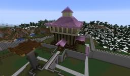 Murasakiiro no pabirion - Purple Pavilion Minecraft