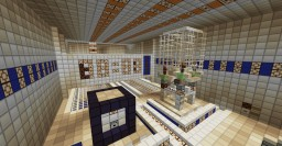 evil science lab huge underground base (over 200 redstone creations) Minecraft Map & Project
