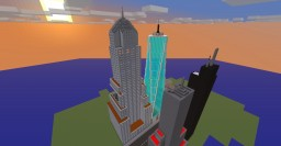 SuperFlat City Minecraft Map & Project