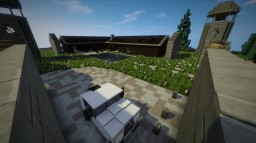 modern farm house Minecraft Map & Project