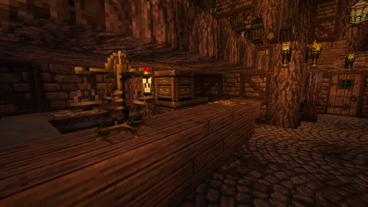 Medieval Armoury (Conquest Texture Pack) Minecraft Project