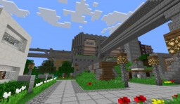 BTCraft (modified) Minecraft Map & Project